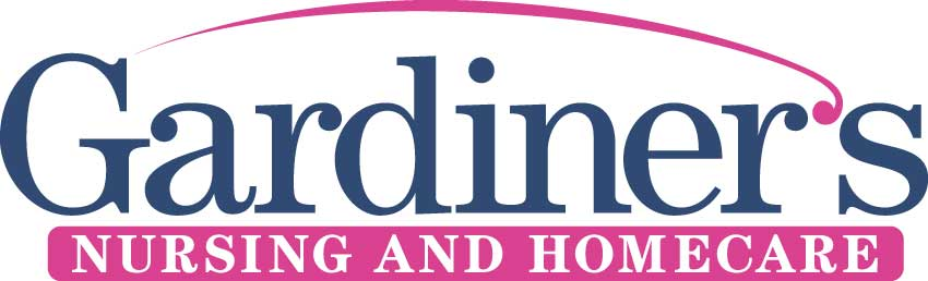 gardiners nursing care branding Reading Caversham