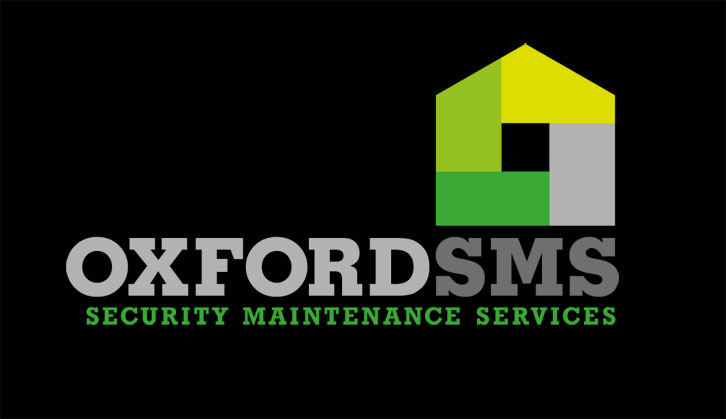 oxford security & maintenance services Oxford branding