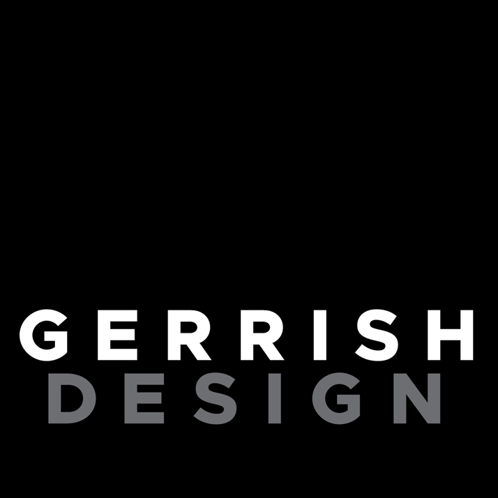 GERRISH DESIGN | website design, graphic design & print management