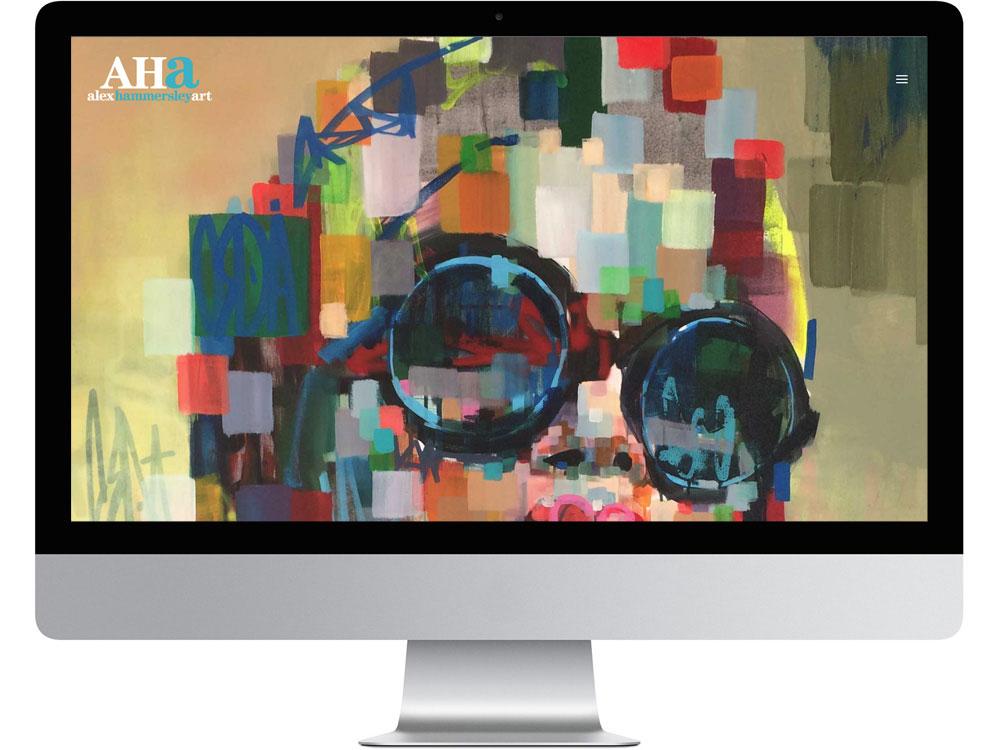 Henley art agent artist website designer